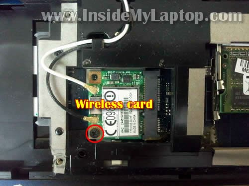 How To Disassemble Acer Aspire 5251 5551g 5551 Inside My