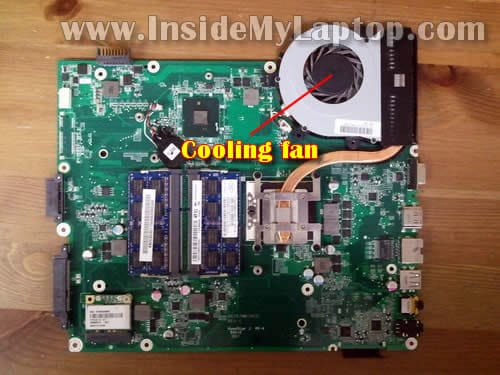how to take apart acer aspire 5820t inside my laptop rh insidemylaptop com Acer HT2000 Motherboard Manual Acer Motherboard Diagrams
