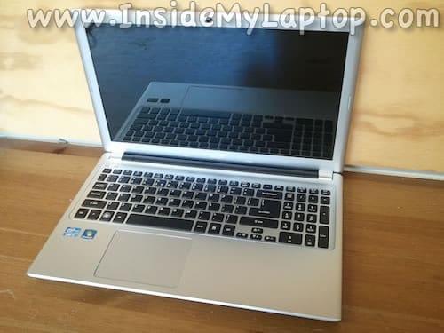 Acer Aspire V5-571 disassembly