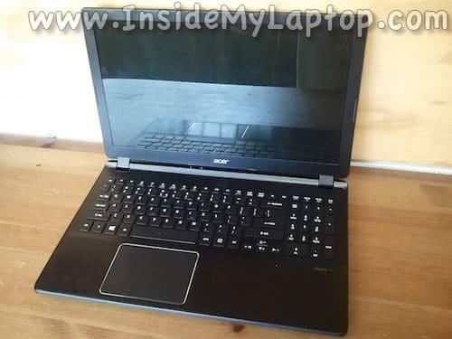 Acer Aspire V5 disassembly