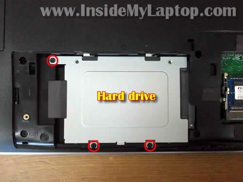 how to fix noisy laptop hard drive