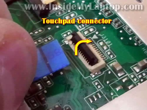 how to disassemble asus n53s fixing dc power jack inside my laptop rh insidemylaptop com Asus Notebook Series asus n53sv service manual