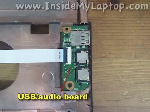 USB audio board