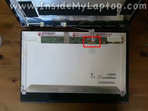 Access LCD cable