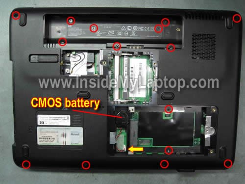 compaq presario cq40 disassembly manual browse manual guides u2022 rh trufflefries co compaq presario cq40 service manual download Compaq Presario CQ40 Battery