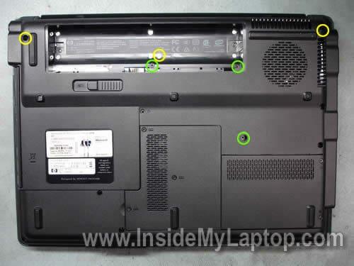 HP Compaq Presario V6000 Drivers