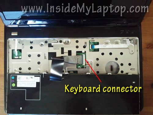 How to disassemble Dell Inspiron N5110 (Inspiron 15R) – Page 4