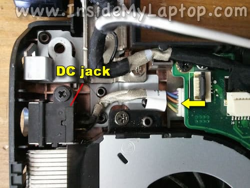 DC power jack