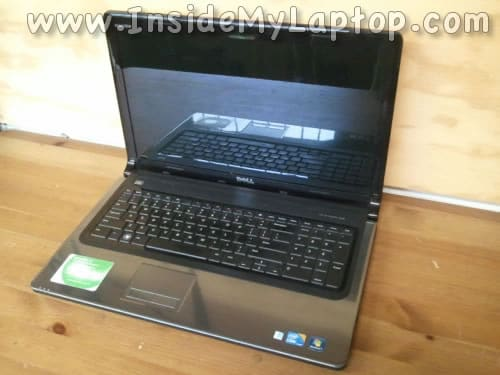 Dell Inspiron 1764 disassembly