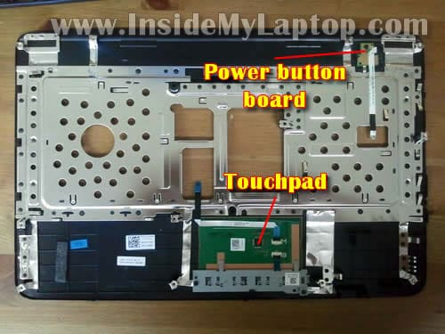 How to disassemble Dell Inspiron M5040 N5040 – Inside my laptop