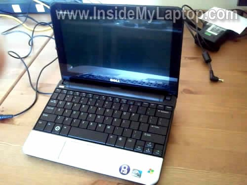 how to remove hard drive from dell inspiron mini 10 inside my laptop rh insidemylaptop com Dell Inspiron Mini 9 Dell Inspiron Mini 9