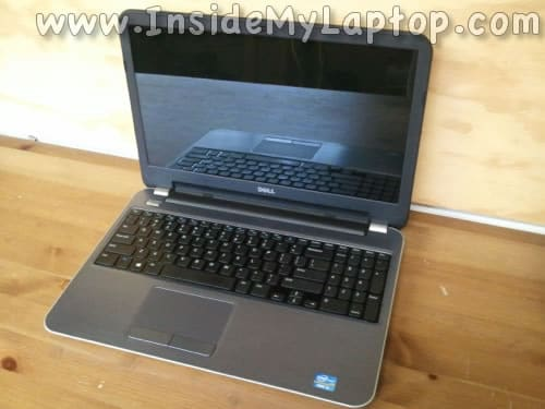 Dell Inspiron R15-5521/3512 disassembly