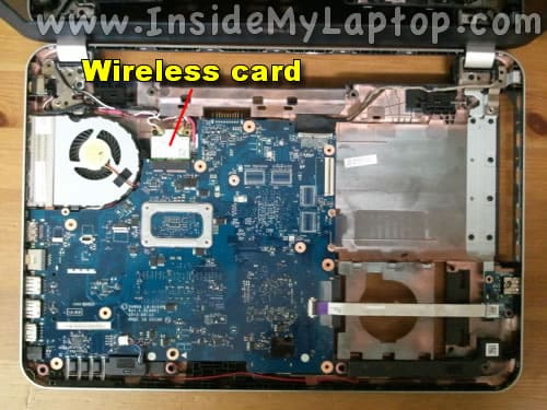 How to disassemble Dell Inspiron 15 3521/5521 – Inside my laptop
