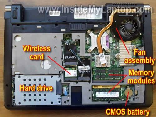 How To Take Apart Dell Studio 1537 Inside My Laptop