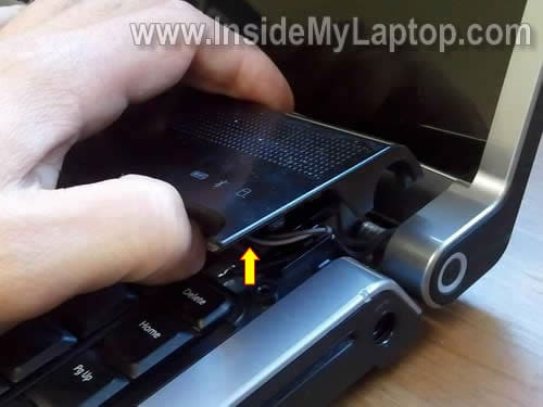 How to take apart Dell Studio 1537 – Inside my laptop
