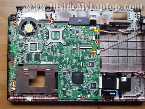 how to disassemble dell studio 1555 inside my laptop rh insidemylaptop com