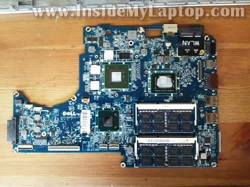 How to dismantle Dell XPS 15z (L511z) – Inside my laptop