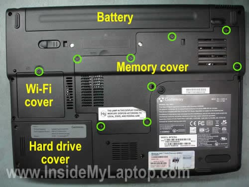 Remove memory wi-fi covers