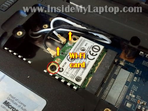 How To Disassemble Gateway NV To Fix DC Jack Inside My