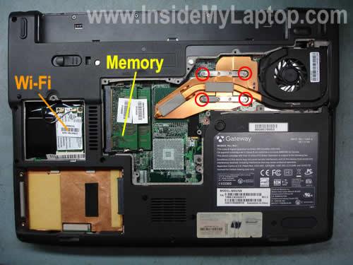 Remove Wi-Fi Memory