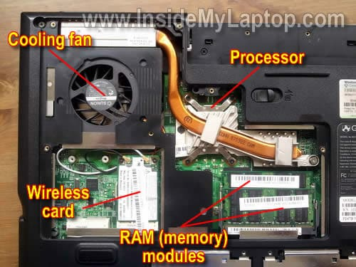 how to turn on laptop fan manually