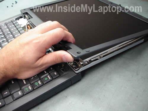 Separate LCD bezel