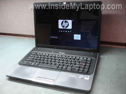 how to disassemble hp 530 inside my laptop rh insidemylaptop com HP Pavilion Service Manuals Owners Manual for HP Laptop
