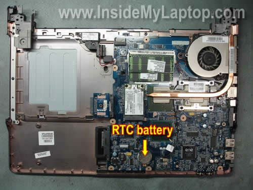 How to disassemble HP 530 – Inside my laptop