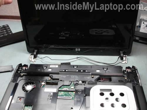 webcam hp 6730s