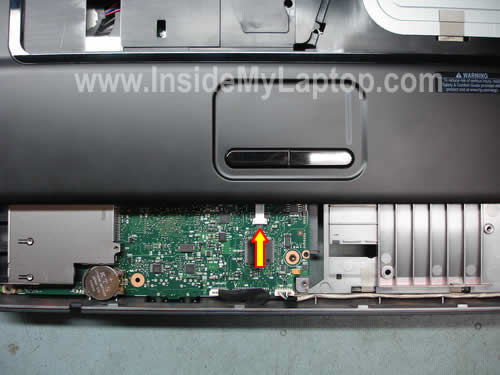How to disassemble HP Compaq 6730s 6735s – Inside my laptop