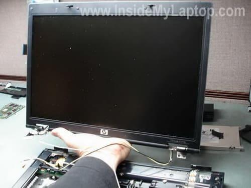 Remove display panel