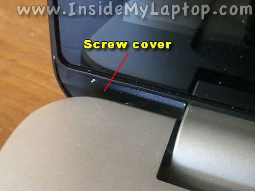 Screw cover