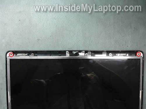 GENUINE HP Compaq G60 CQ60 G62 G61 LCD Bezel Screw Cover Screws