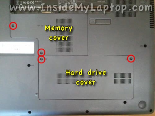 Remove service covers