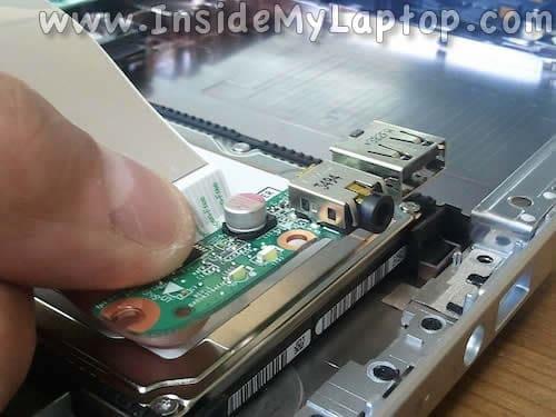Remove USB audio board