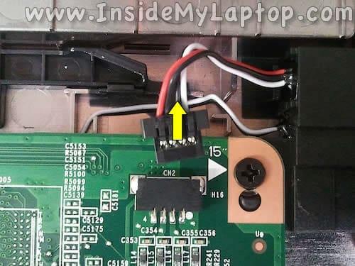 Unplug speaker