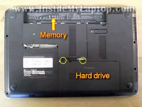 how to disassemble hp pavilion dm4 inside my laptop rh insidemylaptop com HP Dm4- 2070Us Drivers hp pavilion dm4 service manual