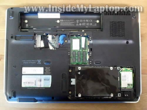 hp pavilion g6 disassembly pdf