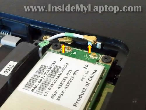 how to disassemble hp pavilion dv4 inside my laptop rh insidemylaptop com HP Pavilion Dv5 Drivers HP Pavilion Dv5 Specifications