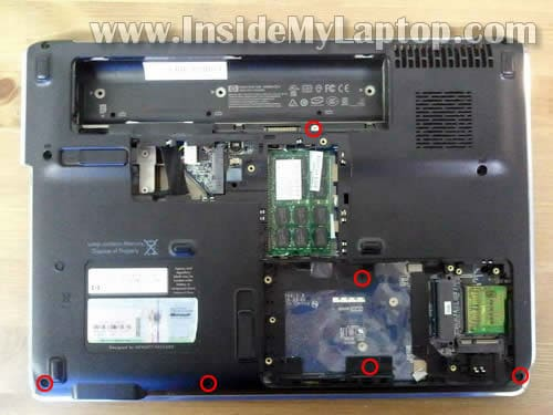laptop disassembly 25 how to disassemble hp pavilion dv4 inside my laptop  at arjmand.co