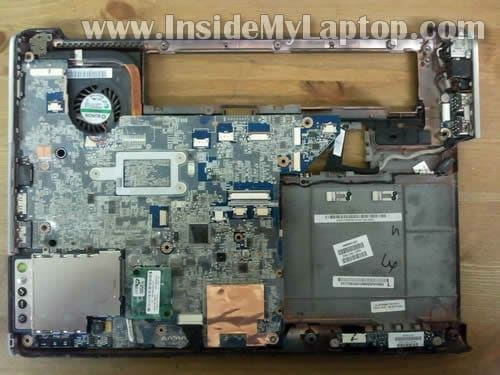 laptop disassembly 30 how to disassemble hp pavilion dv4 inside my laptop  at arjmand.co