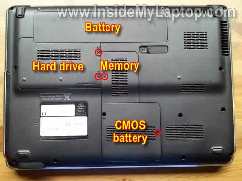 how to take apart hp pavilion dv5 inside my laptop rh insidemylaptop com HP Pavilion Dv5 Support HP Pavilion Dv6