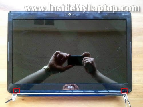how to replace screen on hp pavilion dv6 inside my laptop rh insidemylaptop com Dv6000 Specs HP Pavilion Dv6000 Battery