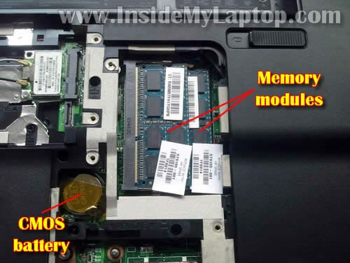 How to disassemble HP Pavilion dv6 – Inside my laptop