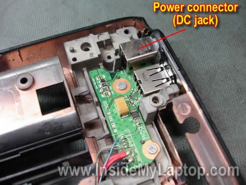 laptop disassembly 32 how to disassemble hp pavilion dv6500, dv6600, dv6700, dv6800 hp wiring diagram laptop power supply at nearapp.co