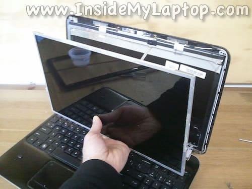 Replace laptop screen