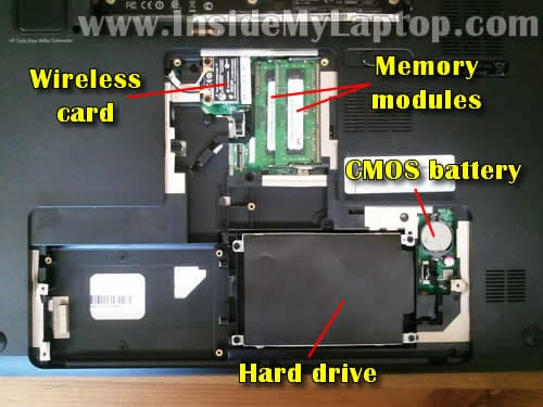 Complete Disassembly Instructions For Hp Pavilion Dv7