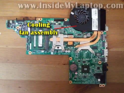 complete disassembly instructions for hp pavilion dv7 guide 2 rh insidemylaptop com Dv7- 6B55dx HP DV7 Laptop