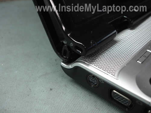 How To Replace Broken Left Hinge In Hp Pavilion Dv9000 Inside My