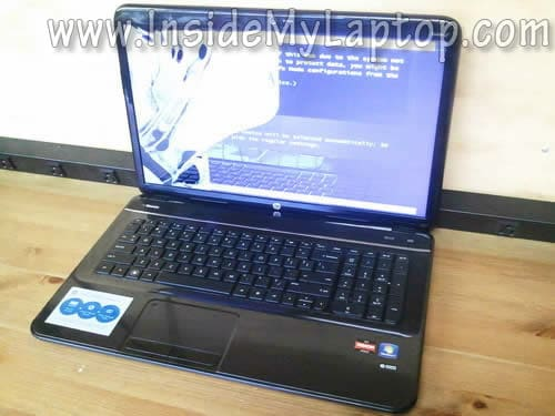 how to replace screen on hp pavilion g7 inside my laptop rh insidemylaptop com hp pavilion g7 maintenance manual hp pavilion g7 manual free